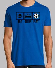 essen schlaf spielen