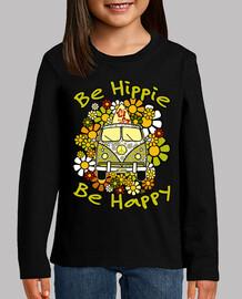 essere hip in piedi essere felice