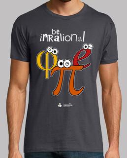 essere irrazionale e π φ (sfondi scuri)