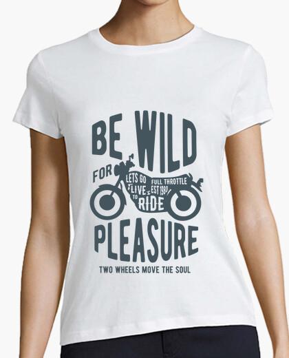 T-shirt essere wild