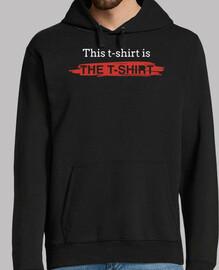 Esta camiseta es LA CAMISETA