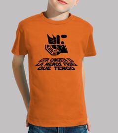 esta camiseta es la menos friki