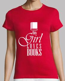 esta chica ama libros