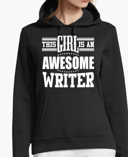 Jersey esta chica es una escritora asombrosa
