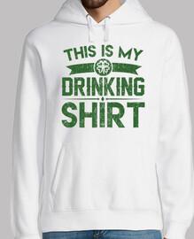 esta es mi camisa para beber