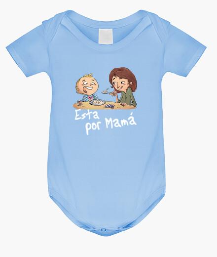 Ropa infantil Esta por mamá