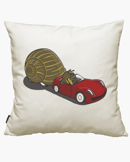 Esta wandering life. cushion cover