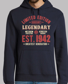 establecido en 1942