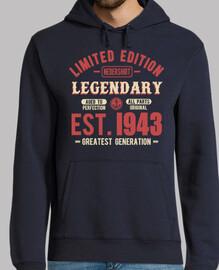establecido en 1943