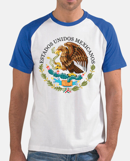 Camiseta Estados Unidos Mexicanos