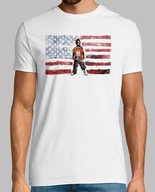 Estados Unidos (Niño con Pistola)
