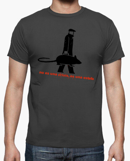 Camiseta Estafa  Spanish Revolution