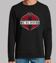 estamos contratando