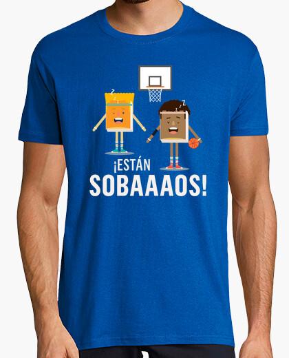 Camiseta Estan sobaaaos Baloncesto nba