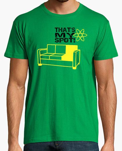 Camiseta estás en mi sitio