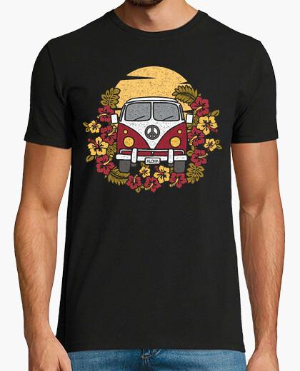 T-shirt estate. aloha