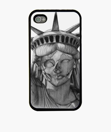 Funda iPhone Estatua de la libertad