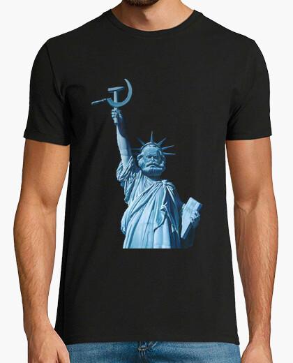 Camiseta Estatua de la Libertad Proletaria