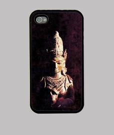 estatua zen iphone 4