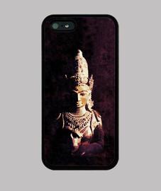 estatua zen iphone 5