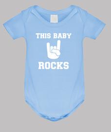 este bebé es genial