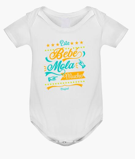 Ropa infantil Este Bebé Mola Mucho