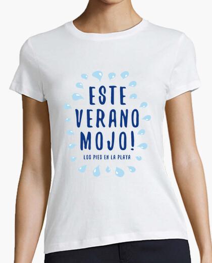 Camiseta Este verano mojo!