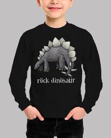 estegosaurio dinosaurio de roca