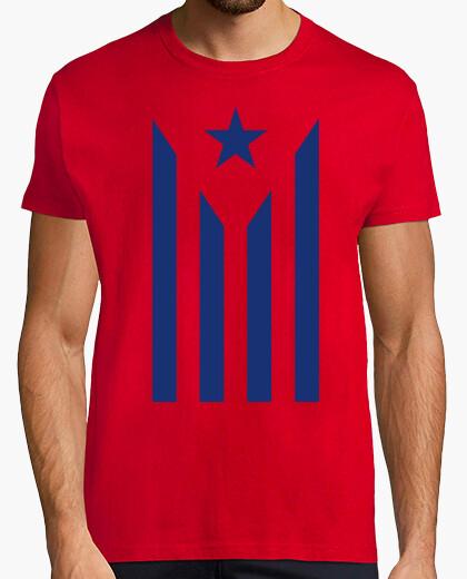 Camiseta Estelada Blau Vinil.