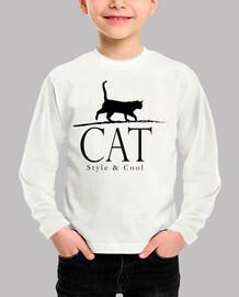 estilo gato y fresco