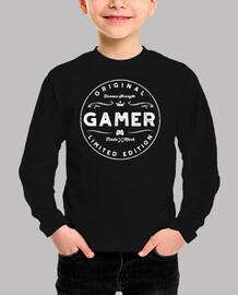 estilo retro gamer vintage