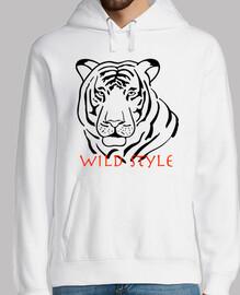 estilo salvaje el tigre