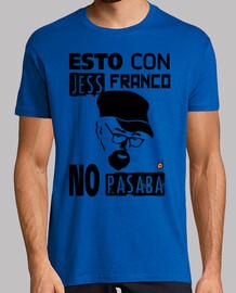 Esto con Jess Franco no pasaba (camisetas chico y chica)