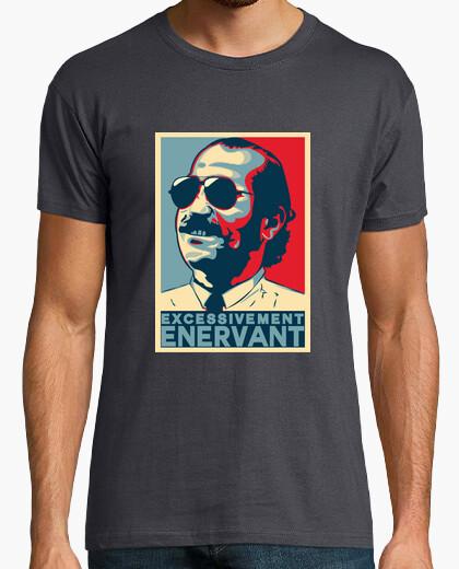 Camiseta esto es muy molesto claudy
