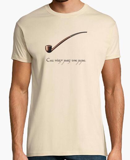 Camiseta esto no es un tubo hobbit