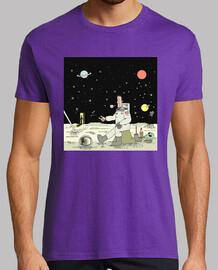 estoy en la luna