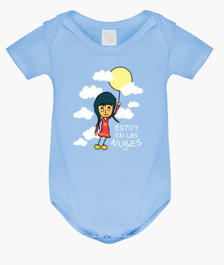 Ropa infantil Estoy en las nubes