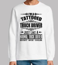 estoy tatuado camionero