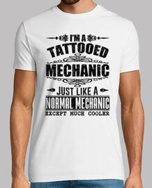 estoy tatuado mecánico