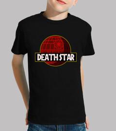 Estrella de la muerte Star Wars niño
