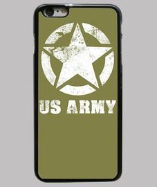 estrella del ejército de estados unidos