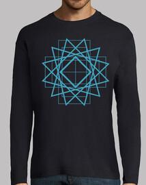 Estrella geometrica lineas