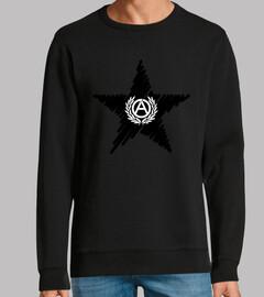 Estrella Negra Anarquía Laurel