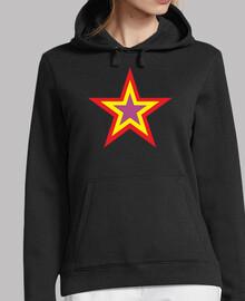 Estrella república (Sudadera chica)