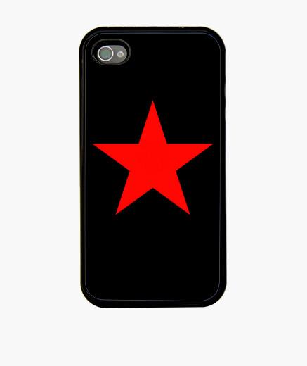 Funda iPhone Estrella Roja