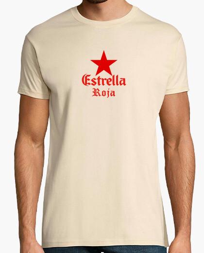Camiseta Estrella Roja - Chico