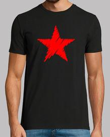 estrella roja hübe