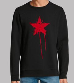 Estrella Roja Pintura