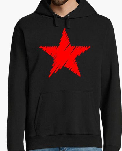Jersey Estrella Roja Trazos