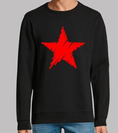 Estrella Roja Trazos